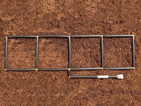 Garden Grid watering system 1X4