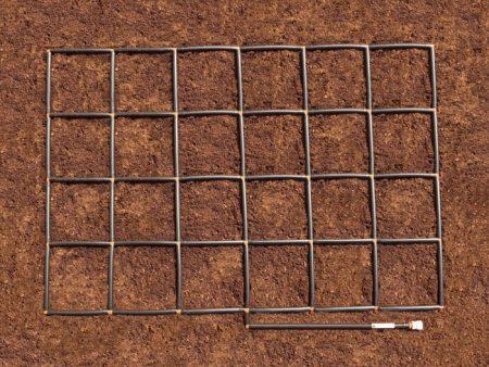 Garden Grid watering system 4x6
