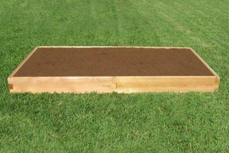 3x8 Cedar Raised Garden Bed