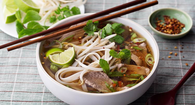 Garden to Table Recipe Pho Bo