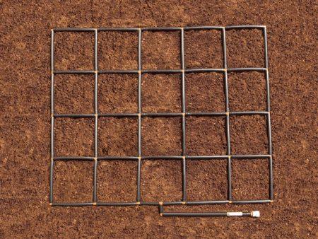 4x5 Garden Grid watering system
