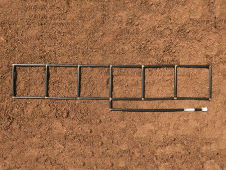 1x6 Garden Grid watering system 700x525
